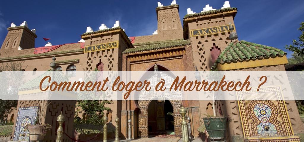 Loger marrakech